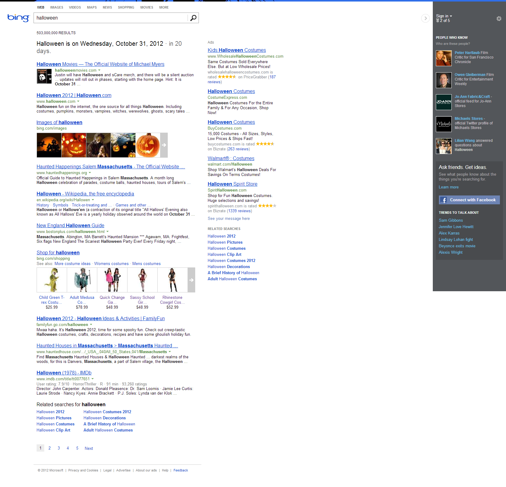 My Bing History: Bing Search Results - Not For Kids? NSFW?