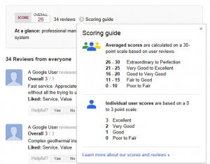 New Google Review System