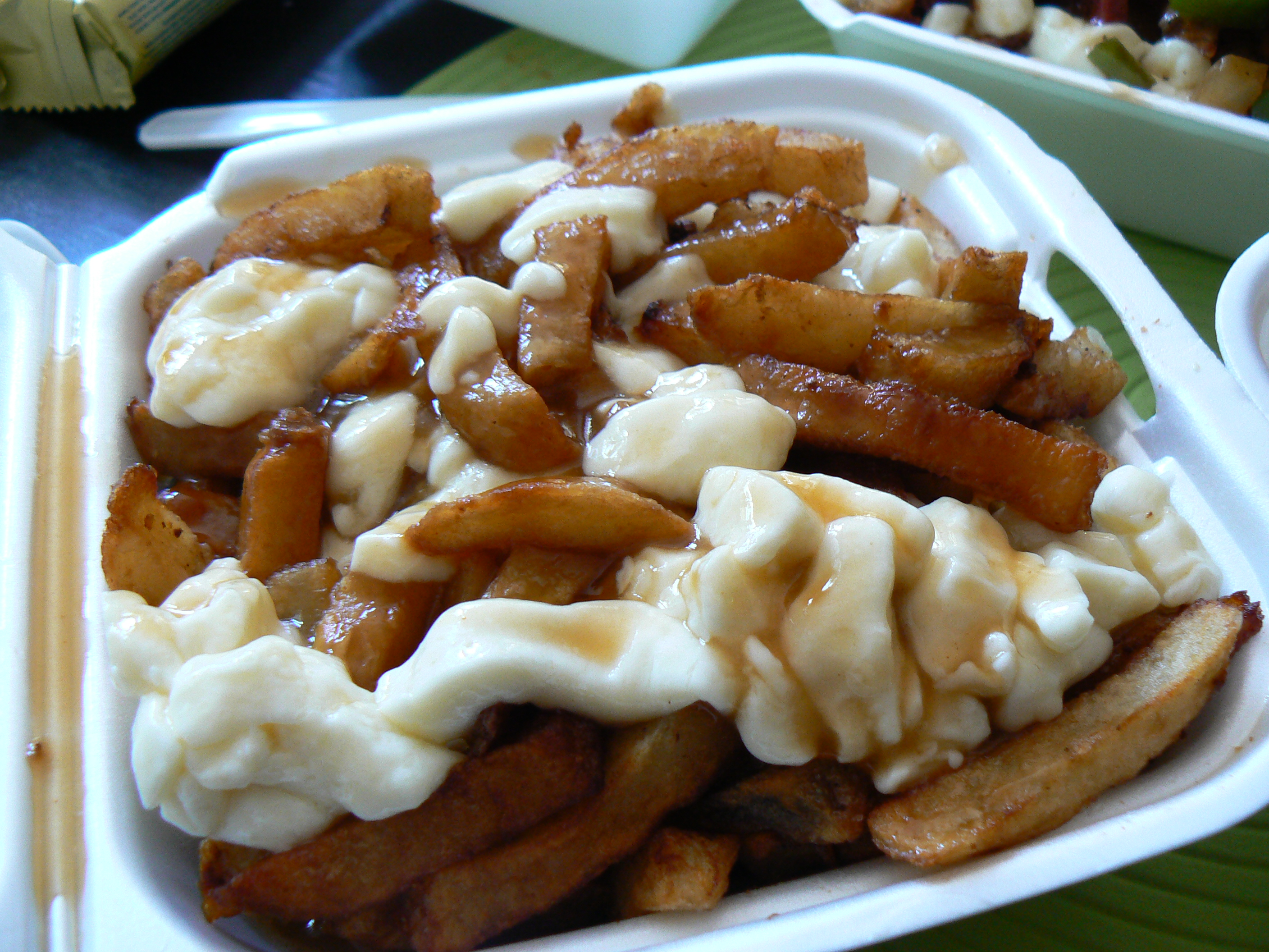 Candian Food King #2 — Steemit   Canadian Cheese Fries And Gravy